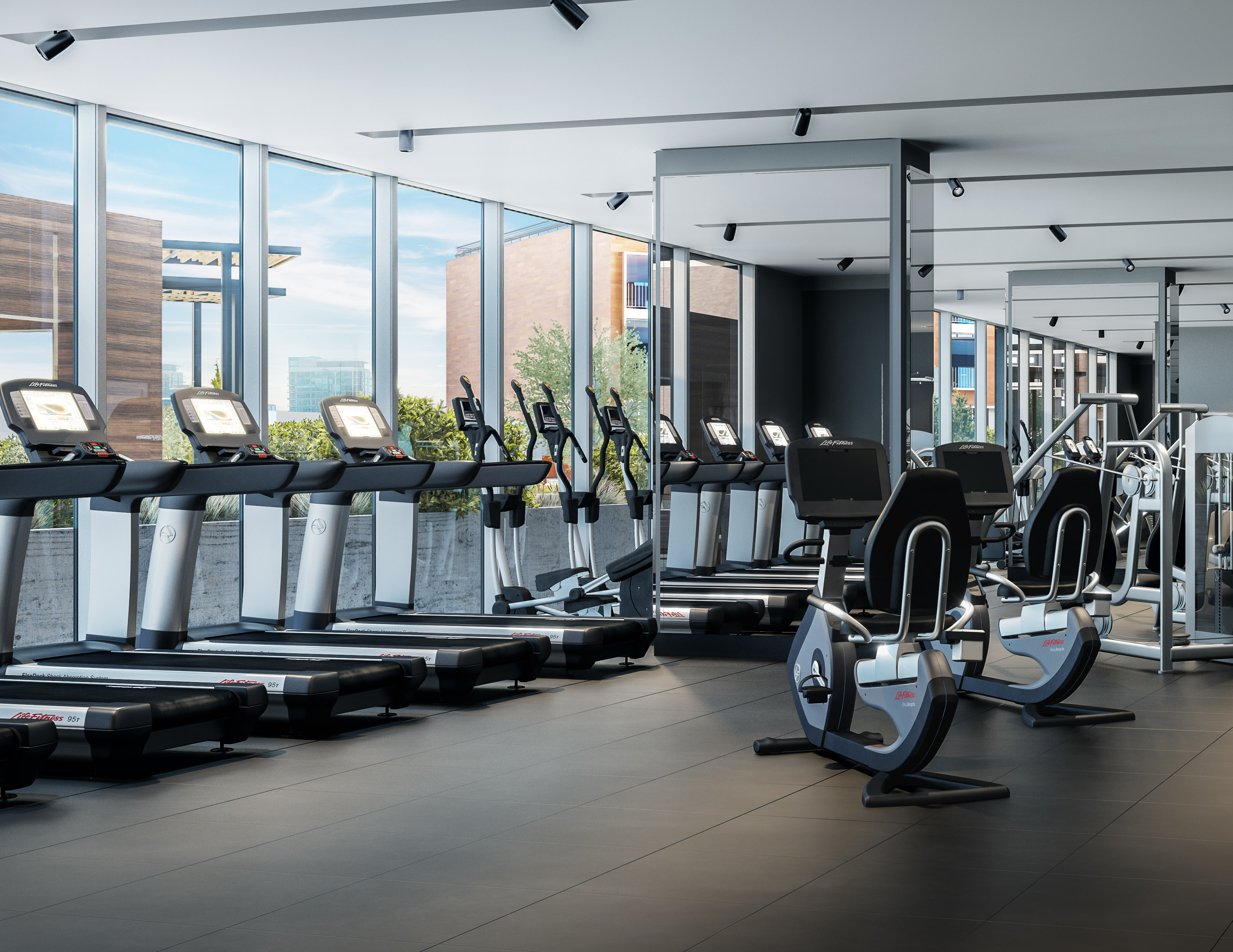 Prioritize Your Wellness With Our State Of The Art Fitness